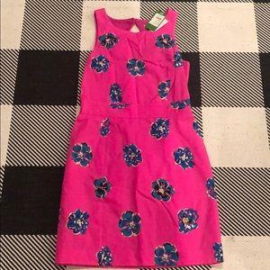 Lilly Pulitzer Kirkland dress NWT in mambo pink